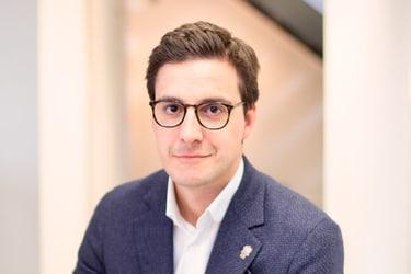 Ioannis Martinis, Studiengangsleiter CAS Legal Tech