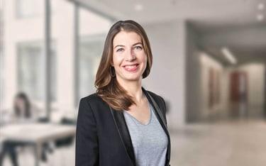 Eliane Gmünder, Studiengangsleiterin