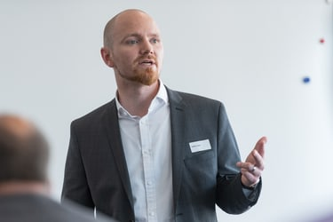 Dr. Stefan Joller, Projektleiter «Berufsbegleitendes Studium 2022»