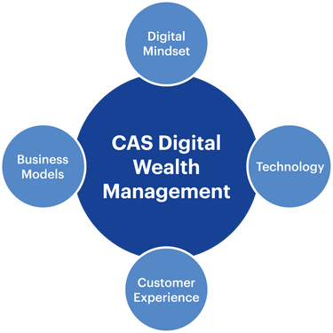 Aufbau CAS Digital Wealth Management
