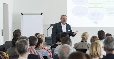 Zoran Milosavjevic, Leiter des Qualitätsmangements der HWZ
