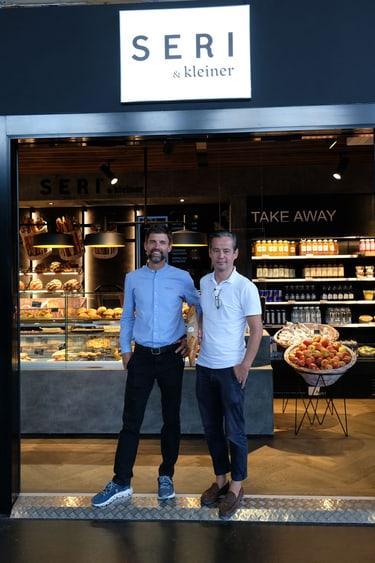 SERI Bakery, Dominic Largo und Seri Wada