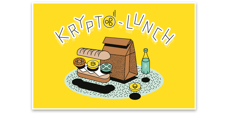 Logo Krypto Lunch