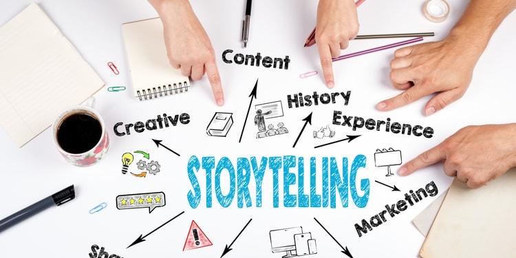 Grafik Seminar Storytelling