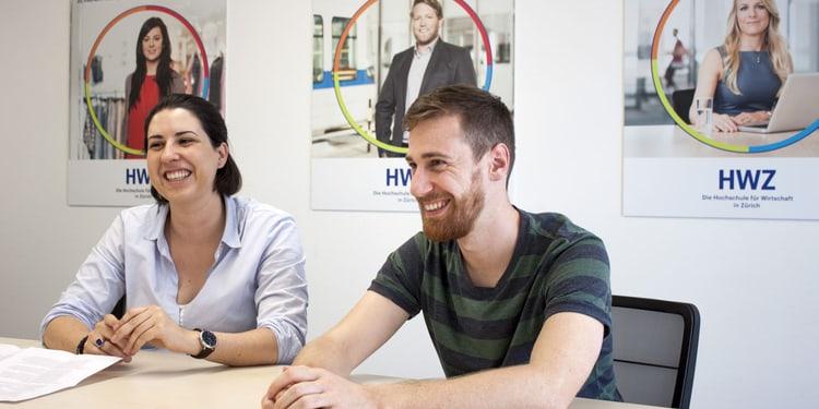 Interview Steiger und Schraner - HWZ