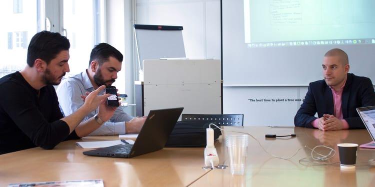 HWZ-Accelerator: Workshop für die Werkstatt 4.0