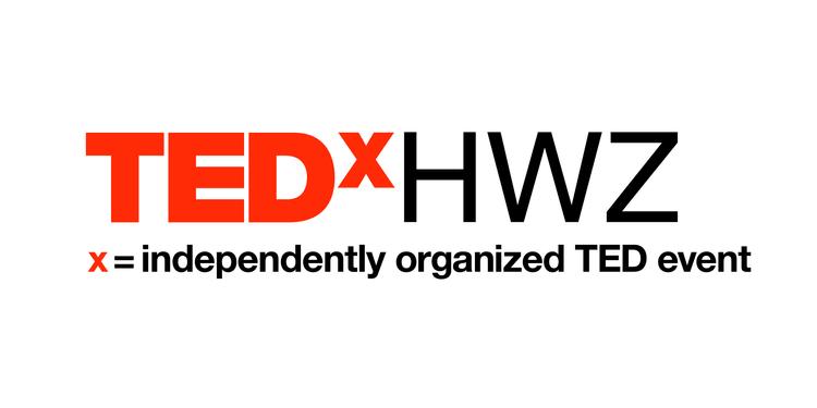 TEDxHWZ Logo