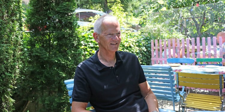 Stefan Vogler im Summertalk