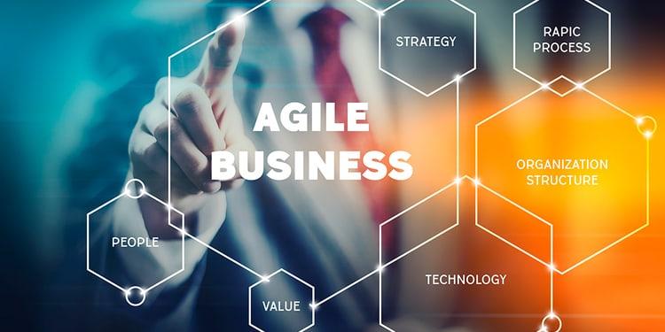 Titel CAS Agile Business HWZ