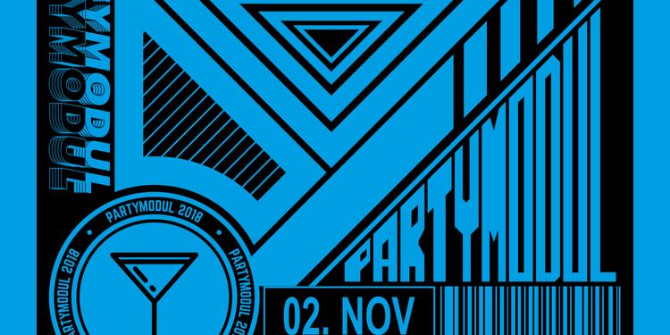 Logo HWZ-Partymodul 2018