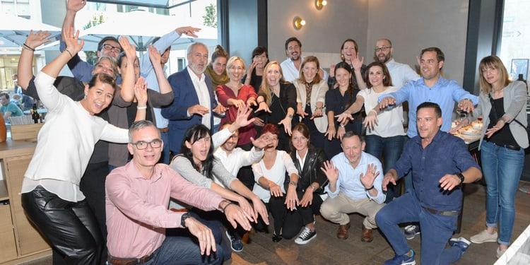 Zertifikatsfeier CAS Brand Leadership 2016